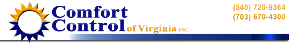 Call Comfort Control of Virginia, Inc. for reliable AC repair in Fredericksburg VA